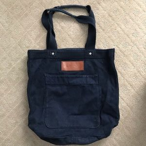 Abercrombie Canvas Tote bag